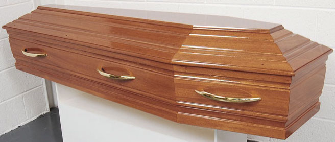 light casket